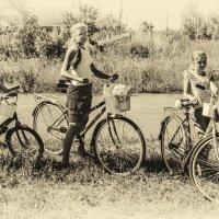 на каникулах в деревне :: павел бритшев