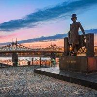 Поэт Пушкин в Твери :: Юлия Батурина