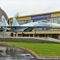 Истребитель Су-27 :: Константин Анисимов