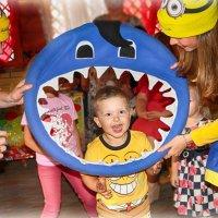 День рождения совсем не грустный праздник)))Счастливые детки. :: Ольга Бархатова