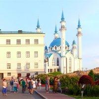 Мечеть Кул-Шариф :: Александр Алексеев