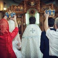 Таинство венчания. :: Лилия .