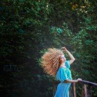 Ветер в волосах! :: Ольга Егорова