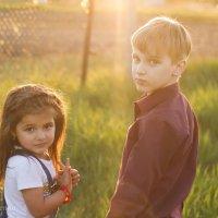 Дети :: Марина Ивженко