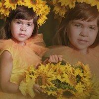 Цветочная фантазия :: Римма Алеева
