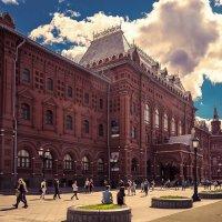 center of Moscow /2018 :: Pasha Zhidkov