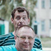 Руслан и Виталик :: Сергей