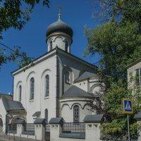 Храм Покрова Пресвятыя Богородицы на Остоженке :: Сергей Лындин