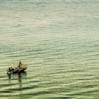 Старик и море :: Konstantin Rohn
