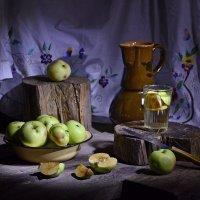 Про яблоки. :: Оксана Евкодимова