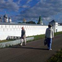 Женский монастырь :: Александр Алексеев