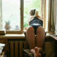 Одна дома :: Михаил Андреев