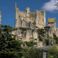 5 замков деревни Шовиньи :: Георгий А