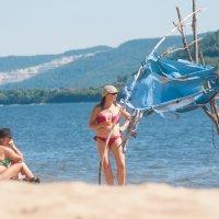 Пляж дикий :: Albina