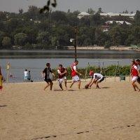 Пляжный футбол. :: barsuk lesnoi