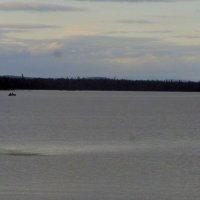На рыбалку поехали. :: Галина Полина