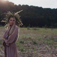 В последних лучах уходящего солнца :: Юлия Давыдова