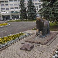 Пермский медведь :: Сергей Цветков