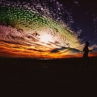 Inferno Run :: Max Kenzory Experimental Photographer