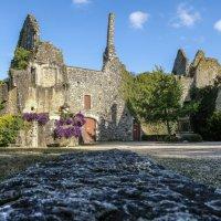 Феодальный замок Брессуир (Bressuire) :: Георгий