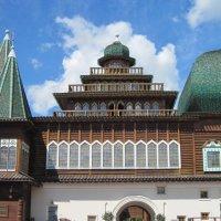 Дворец царя Алексея Михайловича в Коломенском :: Маера Урусова