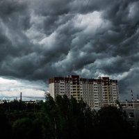 Катаклизм в промзоне. :: Евгения Кирильченко