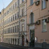 Сеченовский переулок :: Сергей Лындин