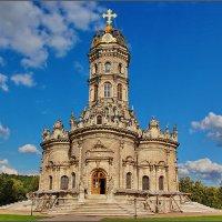 Дубровицы. Церковь Знамения :: Сергей Никитин