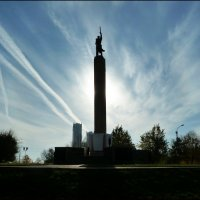 Памятник Волгоградским чекистам. :: Юрий ГУКОВЪ