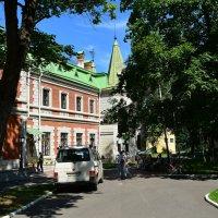Дом XIX века. :: Александр Сапунов