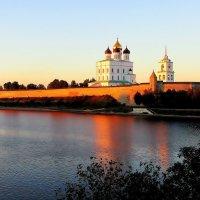 Псковский Кремль :: Leonid Tabakov