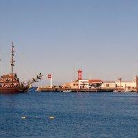 В нашу гавань заходили корабли . :: Мила Бовкун
