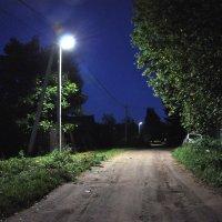Ночная дорога :: Ольга Малышева