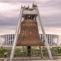 Нижний Новгород.Стрелка. :: Виктор Орехов