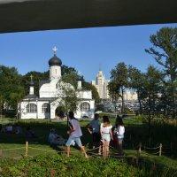 Церковь Зачатия святой Анны :: Яша Баранов