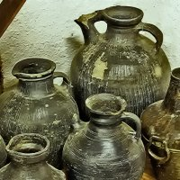 Чернолощёная посуда :: Nikolay Monahov