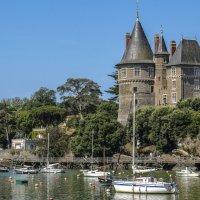 замок Порник, Бретань, XII век :: Георгий