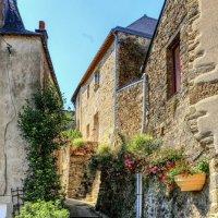 переулок в д. Ла Рош-Бернар (La Roche-Bernard) :: Георгий