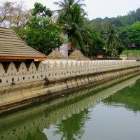 Озеро храма Зуба Будды :: ИРЭН@ .