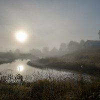 Туманное уральское утро :: Fuseboy
