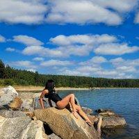 пляж :: Ant Glazychev