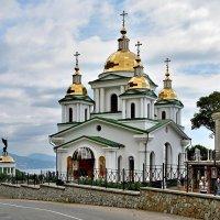 Храм Святого Архистратига Михаила :: Mikhail Irtyshskiy