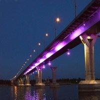 Танцующий мост. :: Олег Рыбалко