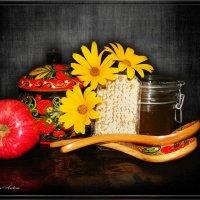 Яблочно-медовое :: °•●Елена●•° ♀