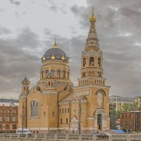 Церковь Воскресения Христова на Обводном канале :: bajguz igor
