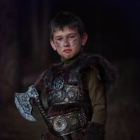Потомок викинга :: Валерий Гришин