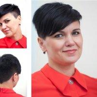 Для портфолио парикмахера :: Albina