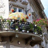 Балконы и балкончики.. :: Любовь С.