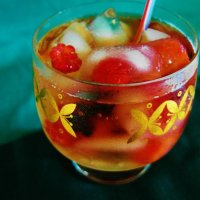 лед и ягоды :: Владимир