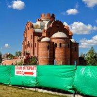 Новый храм в Братеево :: Анатолий Колосов